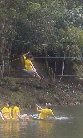 Mindo, Ekuador: TEAM BUILDING