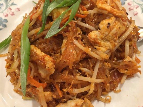 Lotus of Siam: Tasty food