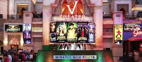 拉斯维加斯V剧场