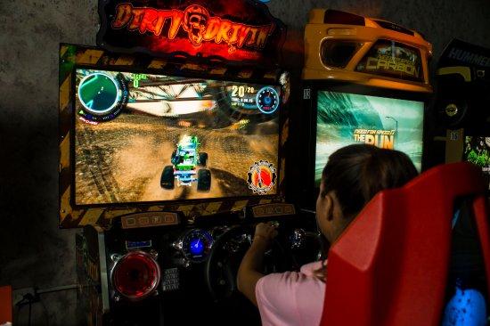 Granada, Nicaragua: Conduce sucio en nuestra maquina de carro...