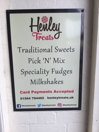 Henley-in-Arden, UK: Henley Treats