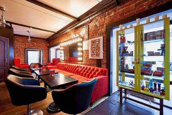 Клубника Lounge