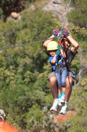 Ceres Zipslide Adventures : Ceres Zipline Adventures