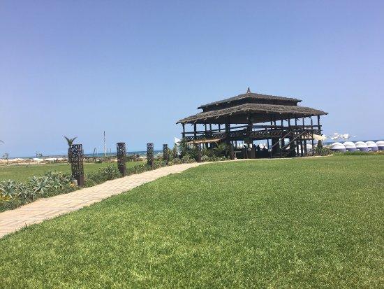 Korba, Tunísia: wunderschön hotel mit traumhafte Strand dazu sehr freundliche personnel und exzellent Küche und