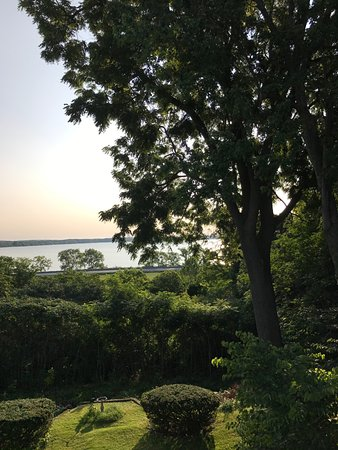 1907 Bragdon House Bed & Breakfast: View from the porch