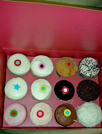 Celebrity cupcakes dallas tx