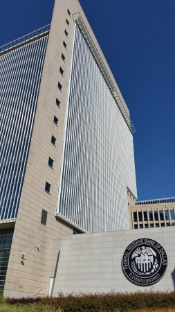 exterior of Fed - Picture of Federal Reserve Bank of Dallas
