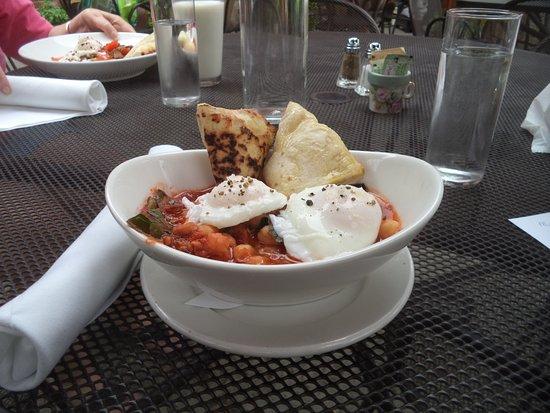 Maialina Pizzeria Napoletana: Breakfast stew,Italian style