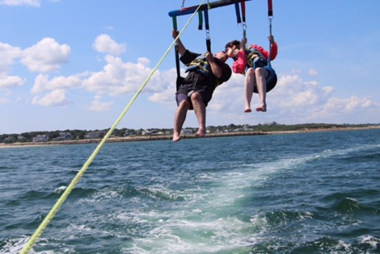 Dennis Parasail: Worth every penny....will do it again!!
