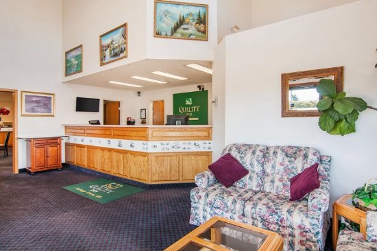 Cottage Grove, OR: Lobby
