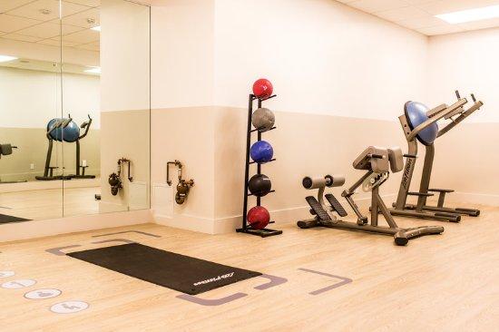 Hotel Kabuki, a Joie de Vivre hotel: Fitness Center