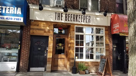 The Beerkeeper
