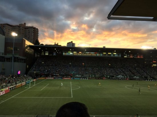 Portland Timbers: Our view