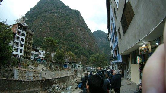 Hostal La Payacha: Bem proximo ao hotel
