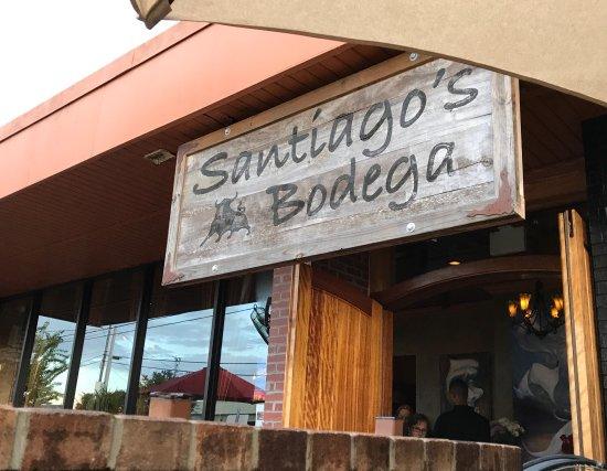 Bodega Santiago Orlando