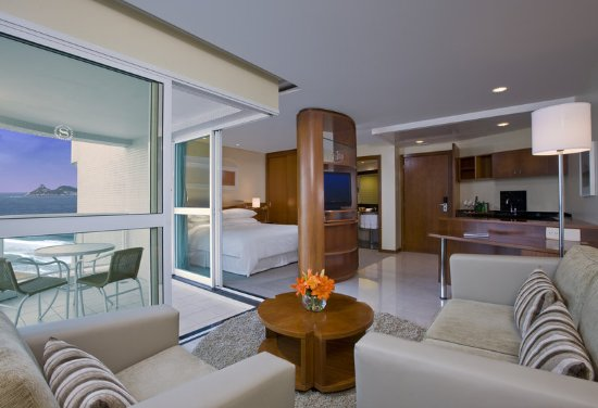 Gran Nobile Rio de Janeiro Barra: Enjoy a gorgeous space at the beach in our Classic or Preferred Room