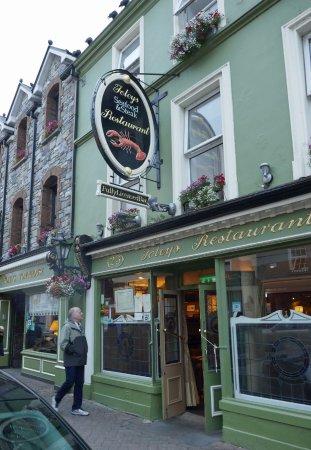 Foley's Townhouse and Restaurant: Foley's Restaurant
