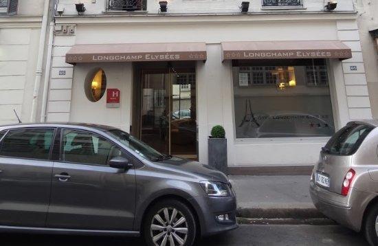 Hotel Longchamp Elysees Photo