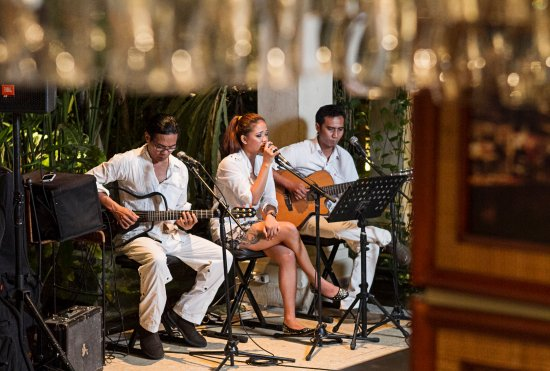 Kori Restaurant & Bar: Our live band is available every Wednesday & Friday, start from 8.30pm till late.