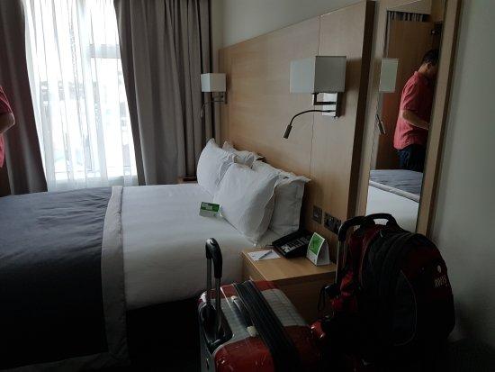 Nice enough hotel