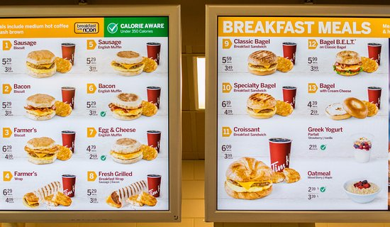 tim horton s breakfast meals picture of tim hortons abbotsford