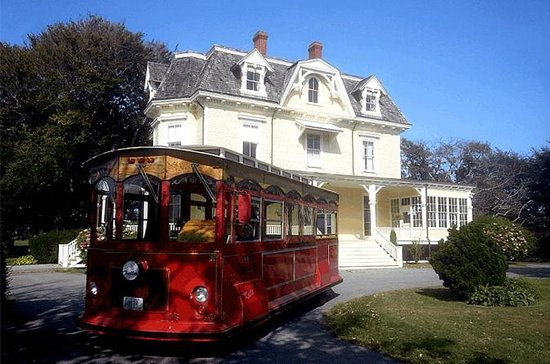 Newport Trolley Tour