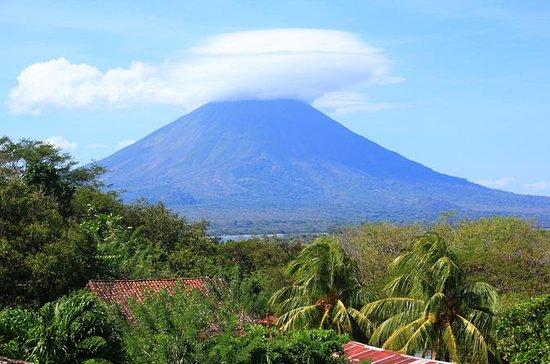 Concepción vulkaanwandeling op Isla ...