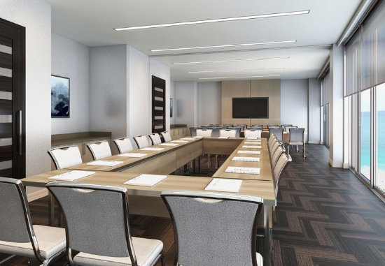 Sunny Isles Beach, Φλόριντα: Intracoastal Meeting Room