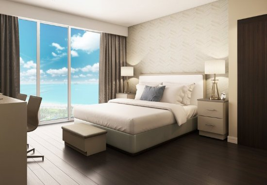 Sunny Isles Beach, Φλόριντα: King Studio Suite