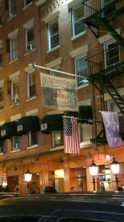il cortile new york city little italy menu prices. Black Bedroom Furniture Sets. Home Design Ideas