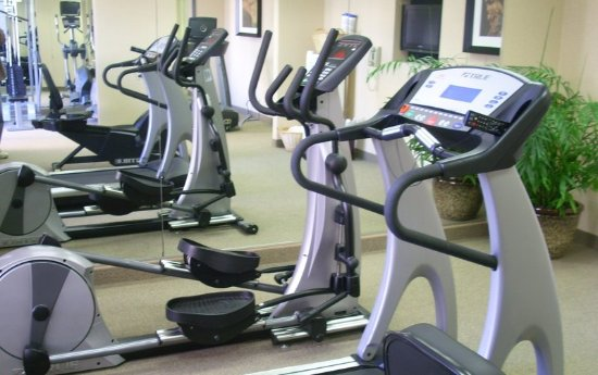 Chandler Southgate Hotel: Fitness Center