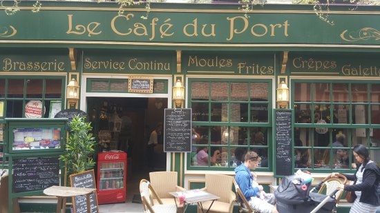 20170823 151136 picture of le cafe du port. Black Bedroom Furniture Sets. Home Design Ideas