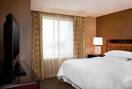 Frazer, Пенсильвания: Suite Bedroom