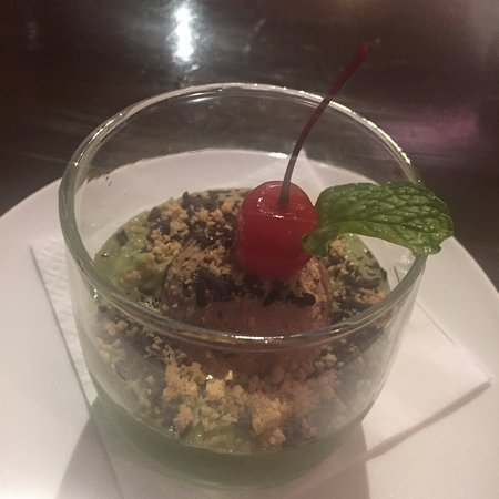 Avocado For Desert Picture Of Jing Paradise Chinese Fine Dining