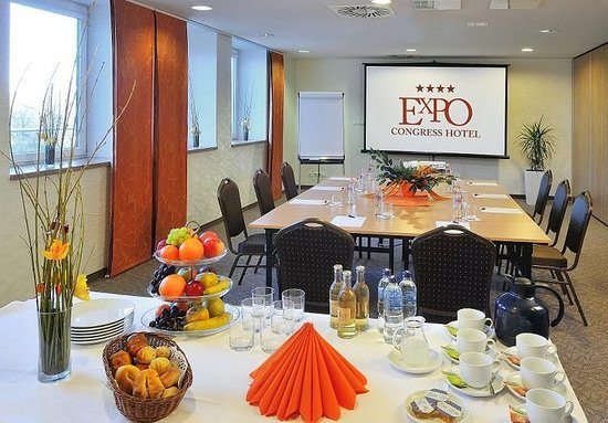 Expo Congress Hotel: Meeting Room