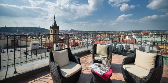 Hotel suite home prague for 104 terrace view ave
