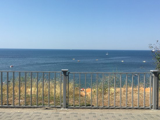 Vysoky Bereg Beach