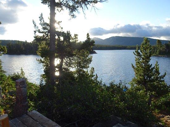Nimpo Lake صورة فوتوغرافية