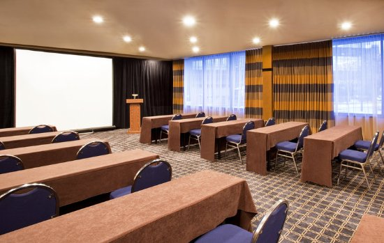 Sheraton Lincoln Harbor Hotel: Delancey Meeting Room - Classroom