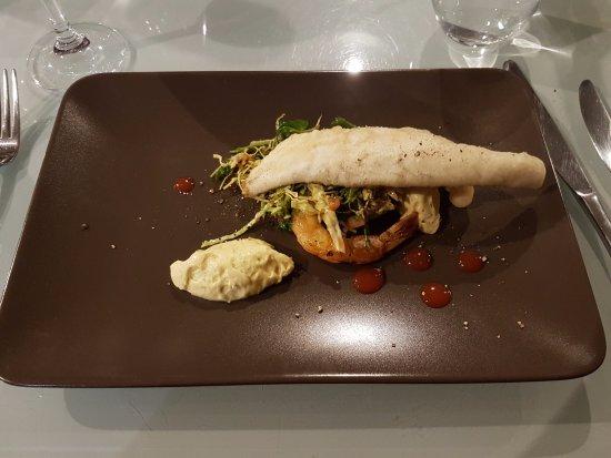 Terroir Auburn: Fish
