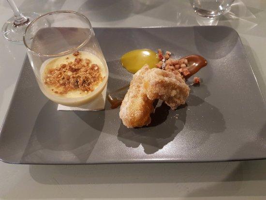 Terroir Auburn: Lemony dessert