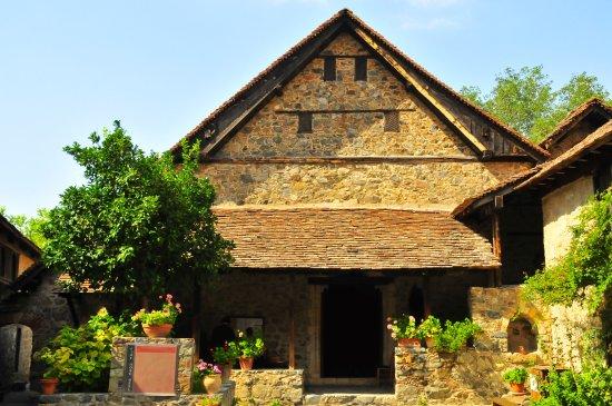 Agios Ioannis Lambadistis Monastery