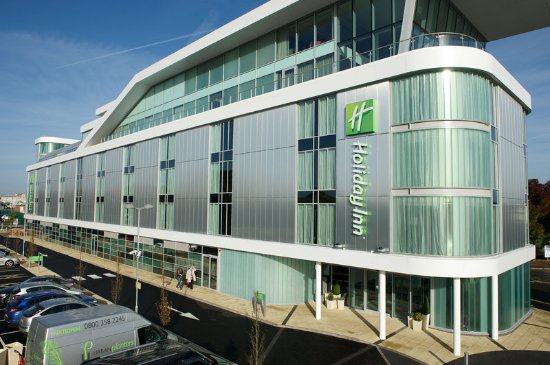 Holiday Inn Southend: Welcome to the Holiday Inn Soutend