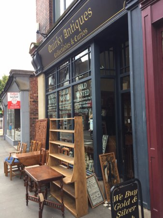 Quirky Antiques & Collectibles Matlock