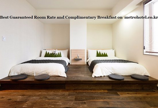 Metro Hotel: Book direct and receive BGR and Complimentary breakfast.