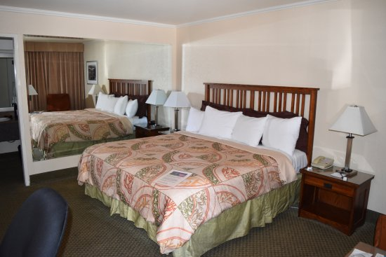 Best Western Station House Inn: Bed was comfortable