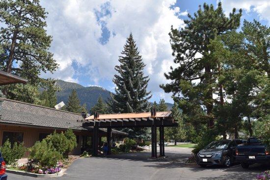 Best Western Station House Inn: Entrance