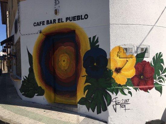 Mortera, Hiszpania: Cafe Bar El Pueblo