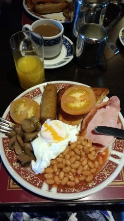 Awsworth, UK: Breakfast