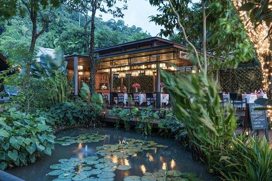 The Tubkaak Krabi Boutique Resort: Di Mare Italian Restaurant